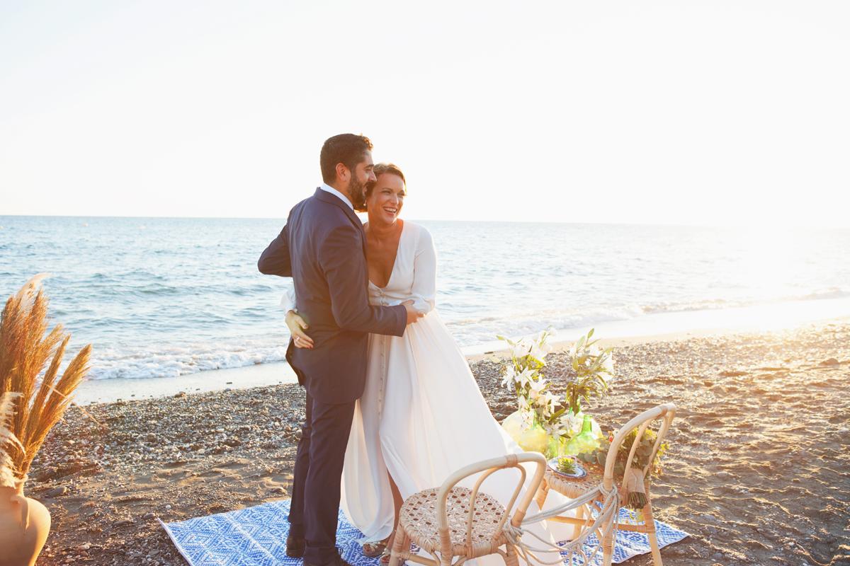 organización de bodas, wedding planner, ciudad real, málaga, destination weddings, Andalucía, beach