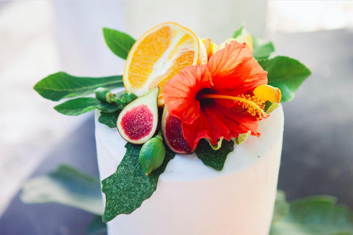 tarta mediterránea cristina cabello wedding planner Ciudad Real Málaga